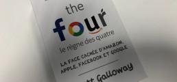 ''The Four'', la face cachée des GAFA